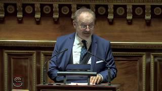 Mon intervention du 24 juin sur le projet d'annexion de la vallée du Jourdain par l'État d&#