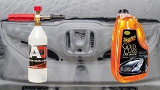 Snow Foam Lance Test : Meguiars Gold Class Car Wash Part 1