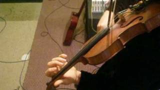 Celtic Violin - Si Bheag Si Mhor Reference Video