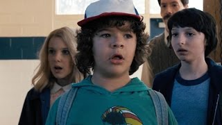 Stranger Things: funny kid Dustin compilation