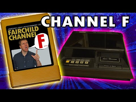 Fairchild Channel F Console Review  (History of Video Games pt 3) S4E06 | The Irate Gamer