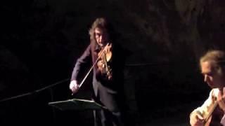 Black Eyes Russian Song - Очи Черные.  violin & guitar. The Paganini Duo / Australia