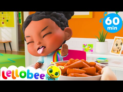 Halloween Wheels On The Bus + More Halloween Nap Time and Lullabies For Kids | Little Baby Bum