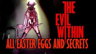The Evil Within All Easter Eggs And Secrets HD