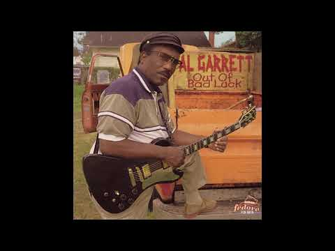 Al Garrett - Blue Shadows