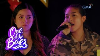 One of the Baes: Jowa's angelic voice destroys Xtina | Episode 53 (with English subtitles)