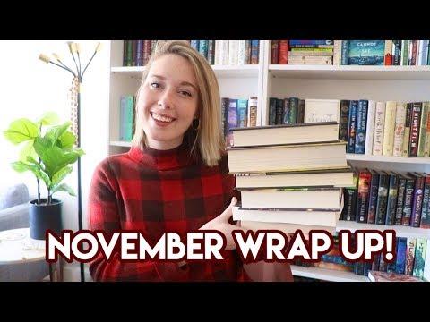 November Wrap Up!