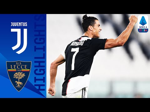Juventus 4-0 Lecce | Ronaldo, Dybala and Higuain Secure the Three Points | Serie A TIM HD Mp4 3GP Video and MP3