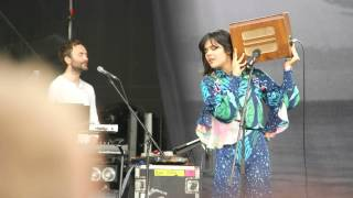 Bat For Lashes - 12 - The Haunted Man - 13.07.2013 - Пикник Афиши (Москва, Коломенское)