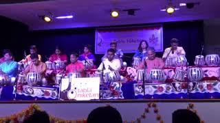 Tablaniketan Performance Adult Batch 2018
