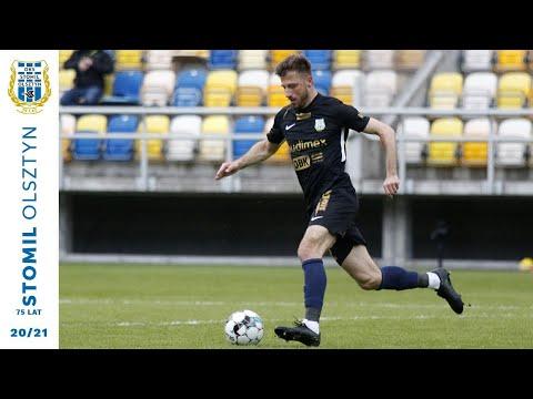Wojciech Łuczak po meczu Arka Gdynia - Stomil Olsztyn 2:0