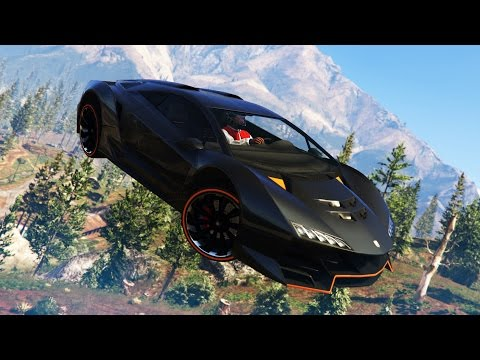 Download EPIC CAR & BIKE STUNTS! - (GTA 5 Top 10 Stunts) HD Mp4 3GP Video and MP3