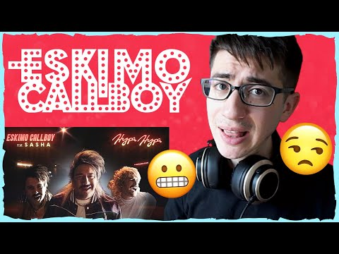 "Reaction to Eskimo Callboy ft. Sasha - ""Hypa Hypa"""