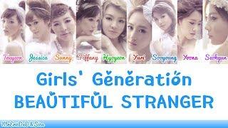 Girls' Generation (소녀시대) – Beautiful Stranger