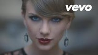 """Taylor Swift: """"Blank Space"""" Official Music Video/Song Review"""