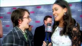 GAME OF THRONES Season 4 Cast Interviews
