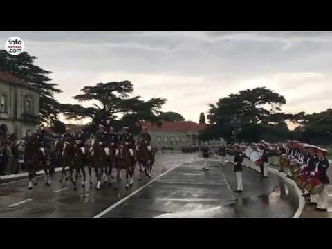 El Colegio Militar de la Nación celebra su 150 aniversario