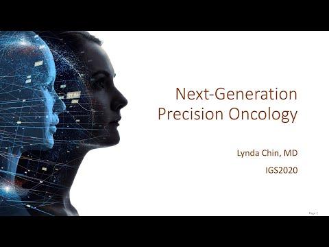 Sample video for Lynda Chin, MD