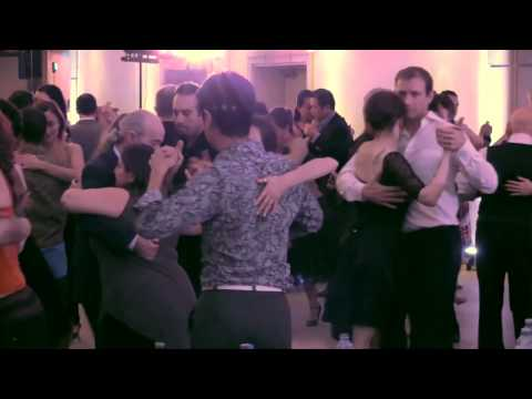 Марафон танго в Торонто