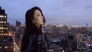 BoA 보아 'Starry Night' Photoshoot Behind #1   NY Following Cam 👀✨