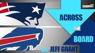 New England Patriots vs. Buffalo Bills: Early Predictions