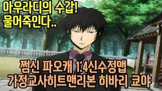파오캐 1:4 신수정맵 가정교사히트맨리본 히바리 쿄야