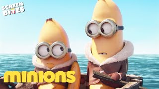 Minions | Bananas At Sea