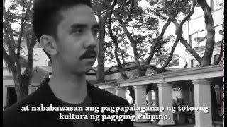 Jose Rizal's Reaction to Colonial Mentality