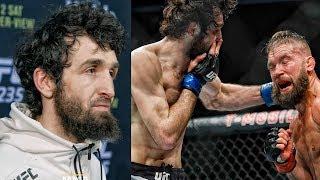 ВОТ ЭТО ДА! РЕАКЦИЯ БОЙЦОВ ММА НА БОЙ ЗАБИТА И СТИВЕНСА НА UFC 235 + ИНТЕРВЬЮ ЗАБИТА
