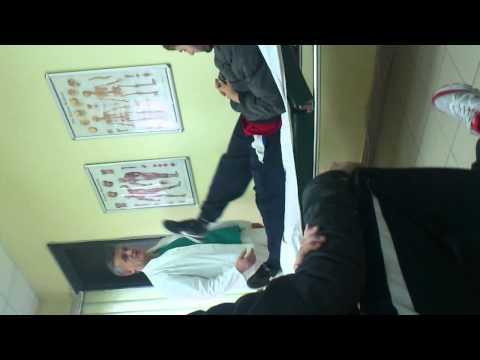 Prostatitisa in kaljenje