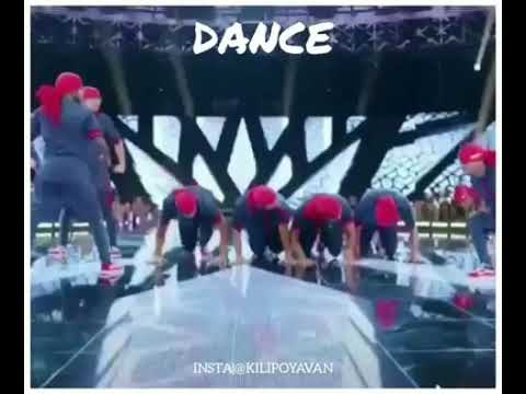 Awesome dance on the floor to whatsapp status video