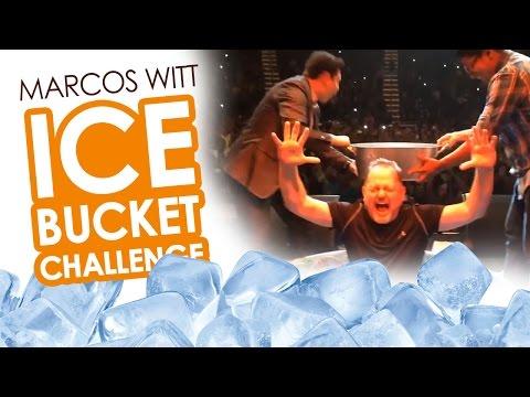 Marcos Witt Hace el Reto Ice Bucket Challenge en Concierto Realizado en Puerto Rico