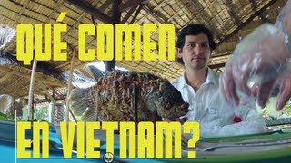 Qué comen en Vietnam? - Vietnam #11