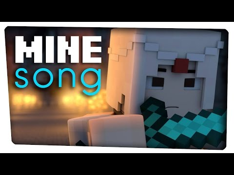 "♪ ""Mine Song"" – A Minecraft Parody of Rachel Platten's ""Fight Song"" ♪"