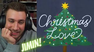 SOOO BEAUTIFUL 🥺🥺🥺 Christmas Love by Jimin - REACTION