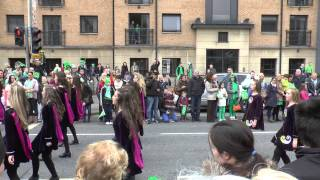preview picture of video '[HD1080p50] St Patrick's Day Parade 2015, Belfast, Northern Ireland'