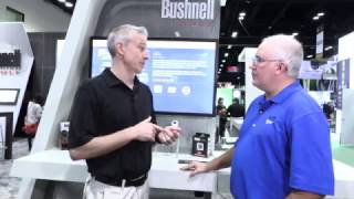 Bushnell Excel Golf GPS Watch at the 2017 PGA Show