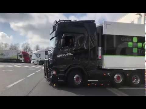 2019 (T-CAB Edition) Scania S730 V8 Power 6X2 Next