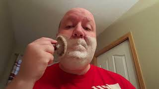 How To Lather Prohibition Style 5 Butter Shave Soap