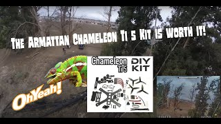 Ready Set Fly - FPV Flying with Armattan Chameleon TI Frame HD