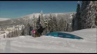 Samsung Snow park pod nogama profesionalca