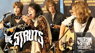 The Struts - Could Have Been Me - Live on the Preston & Steve Show on 93.3 WMMR