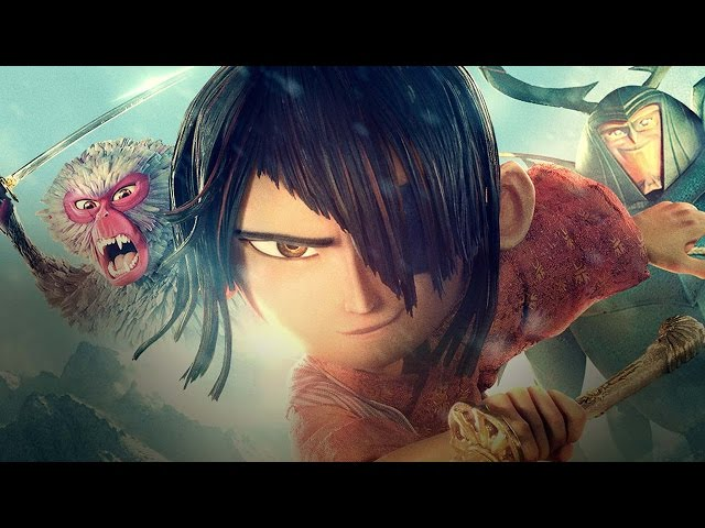 Kubo and the Two Strings - Charlize Theron and Matthew McConaughey Interview