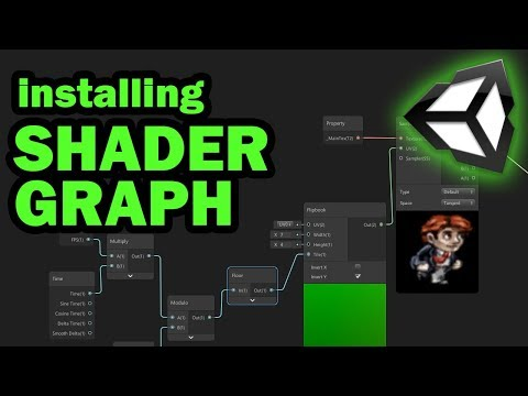 Download Basic Water Using Shader Graph In Unity Video 3GP Mp4 FLV