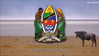 Nationalhymne von Tansania (SW/DE Text) - Anthem of Tanzania (German)