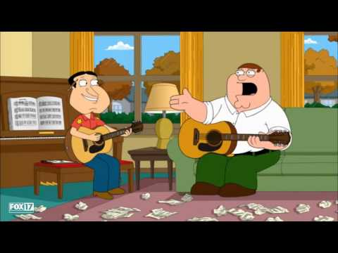 Broken Rubber (Song) by Glenn Quagmire and Peter Griffin