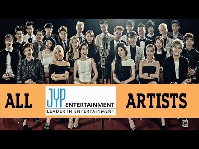 The Big 3 Jyp Entertainment
