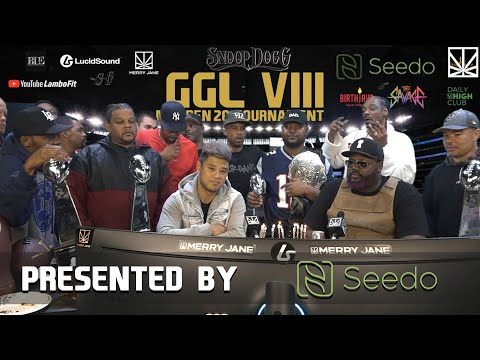 Snoop Dogg Plays Madden 20 with his Homies in the GGL VIII Championship [PART 8]
