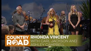 <b>Rhonda Vincent</b> Sings Im Not Over You