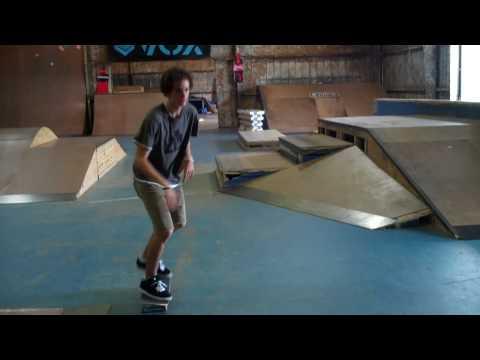 S.K.A.T.E. - Zack Reed vs Zack Trammel (7/25/2010)